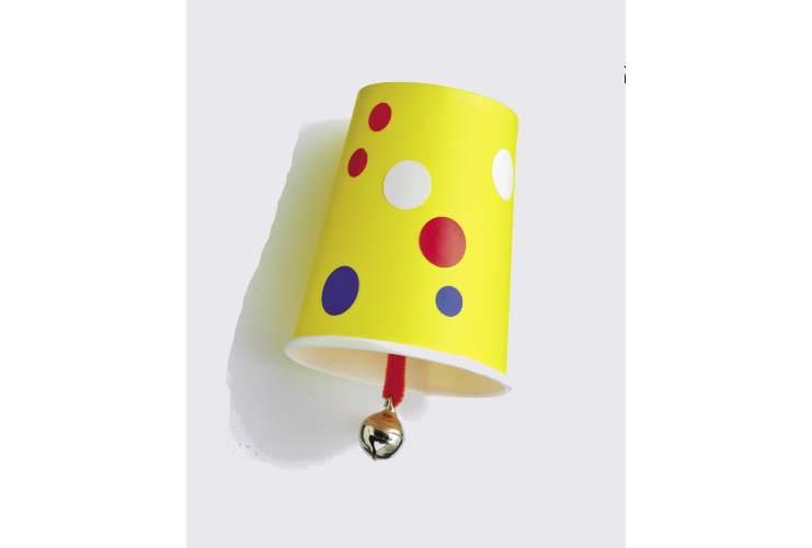 紙コップのリンリンベル