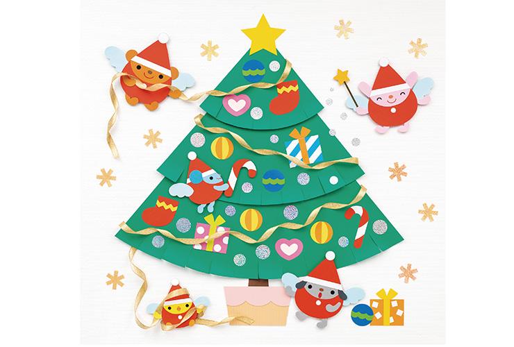 妖精さんのクリスマスツリー